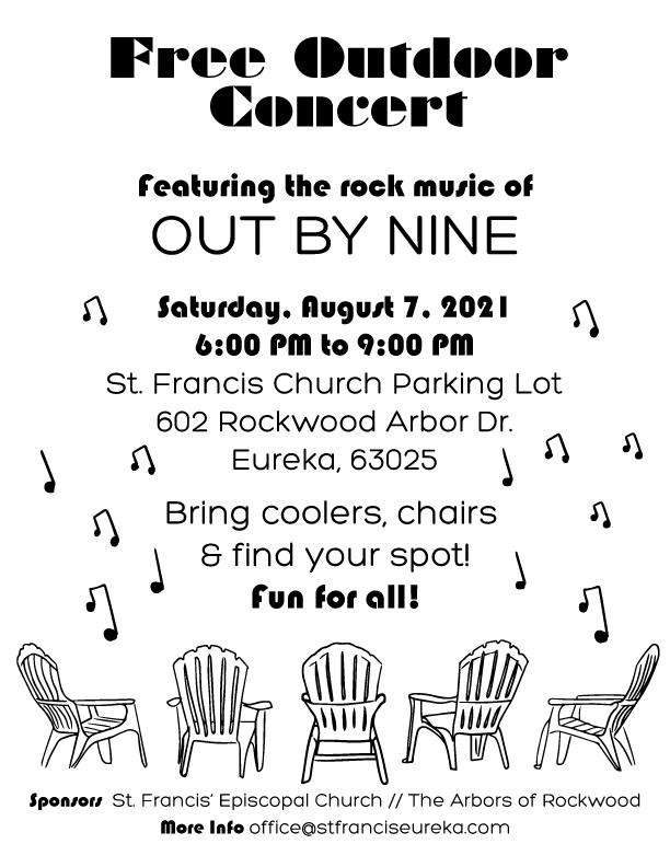 Summer Concert August 7, 2021